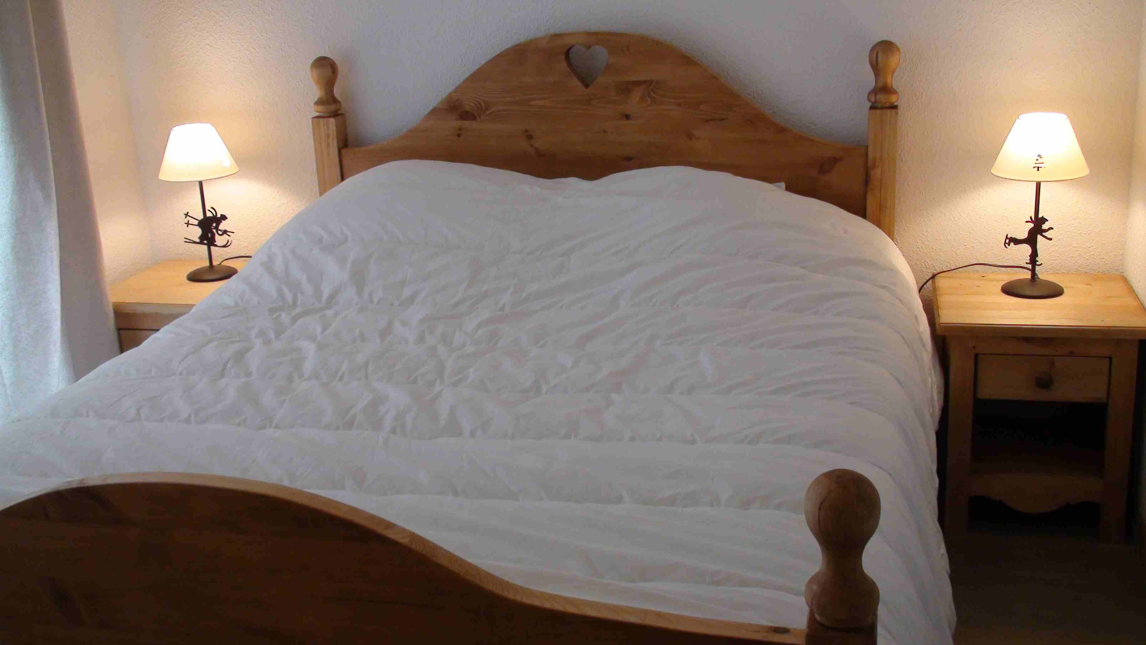 Chalet Normalie chambre
