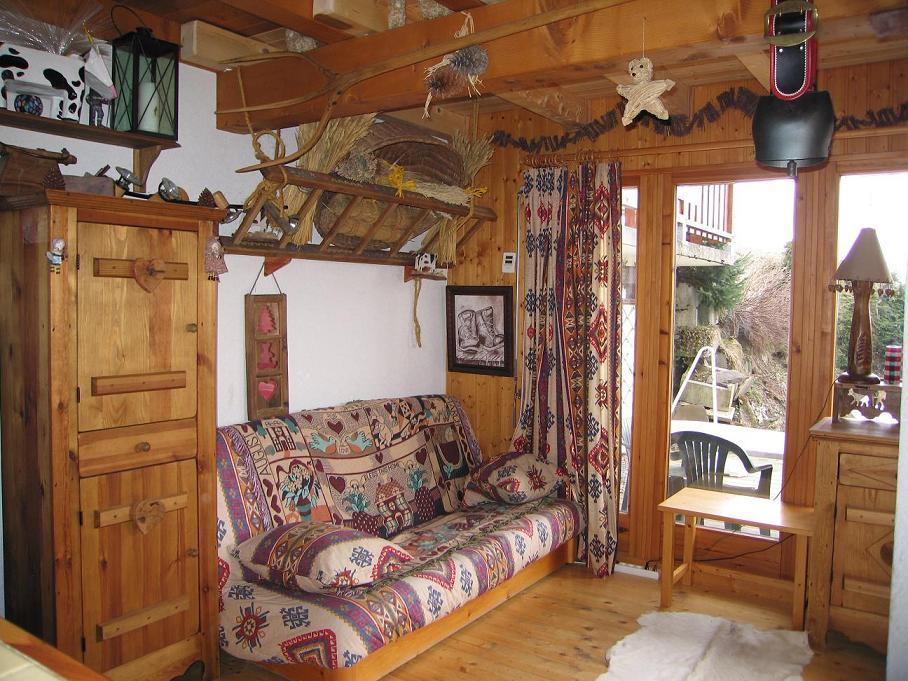 Appartement les gets portes du soleil appartement - Les meubles du chalet ...