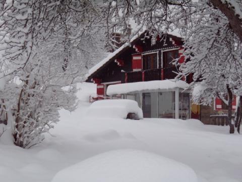 Maison chalet combloux pays du mont blanc chalet - Office du tourisme combloux location ...