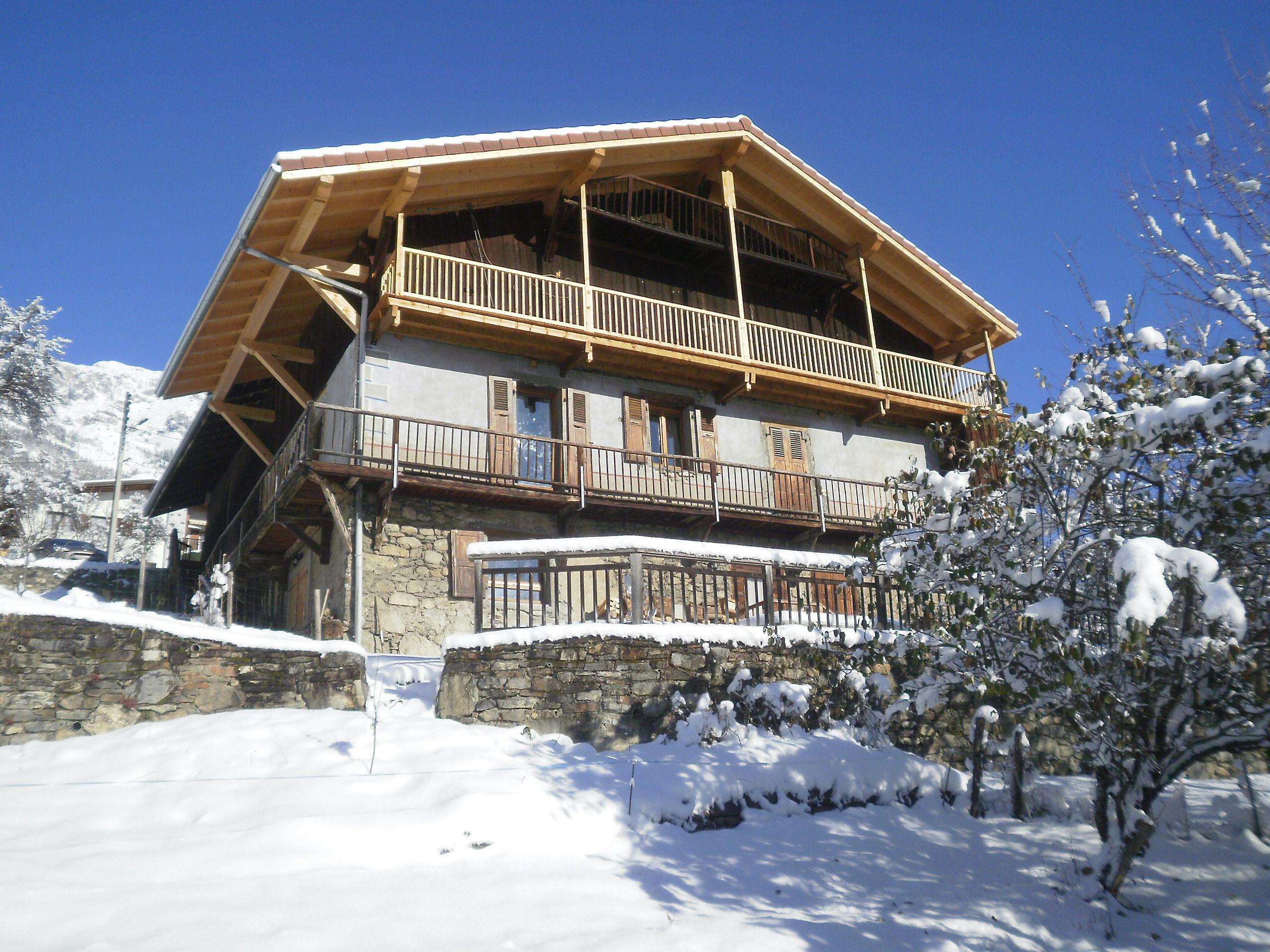 Maison chalet passy pays du mont blanc chalet du crey for Maison du mont