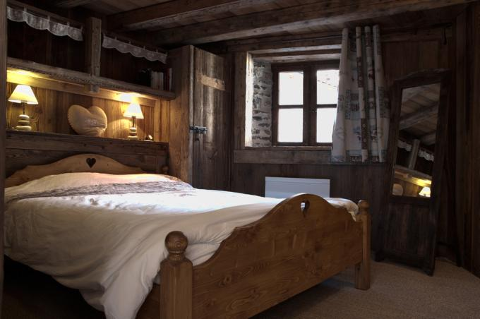 Maison chalet lanslebourg val cenis haute maurienne for Chambre de recours