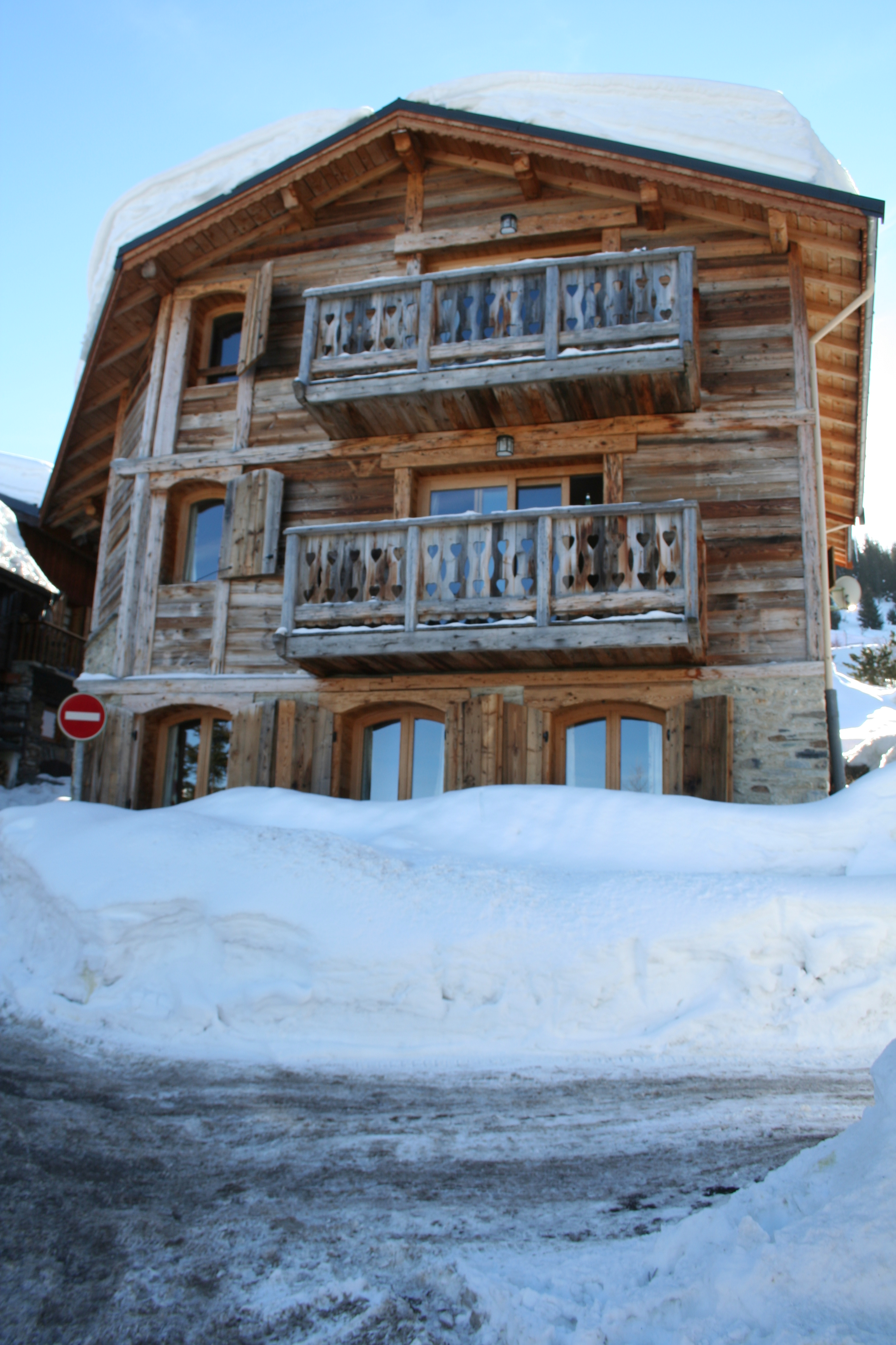 Appartement à Courchevel (Les 3 Vall�es : Courchevel - M�ribel - Les M�nuires - Val Thorens)