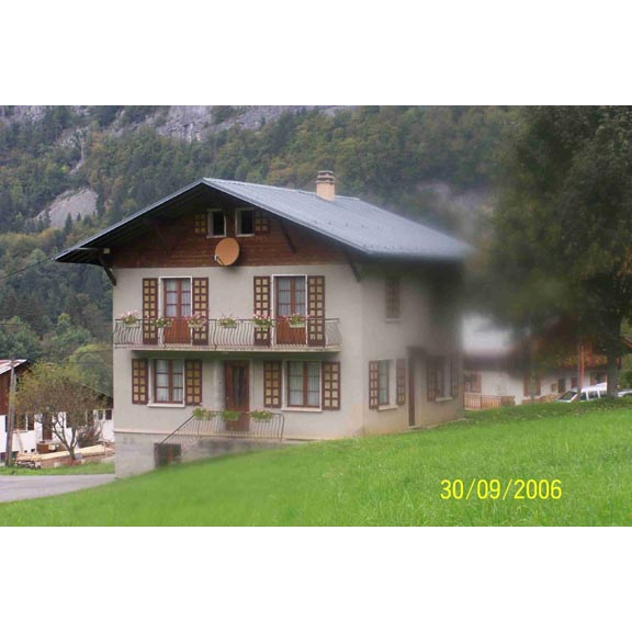 Appartement sixt fer a cheval giffre grand massif le for Le clair logis