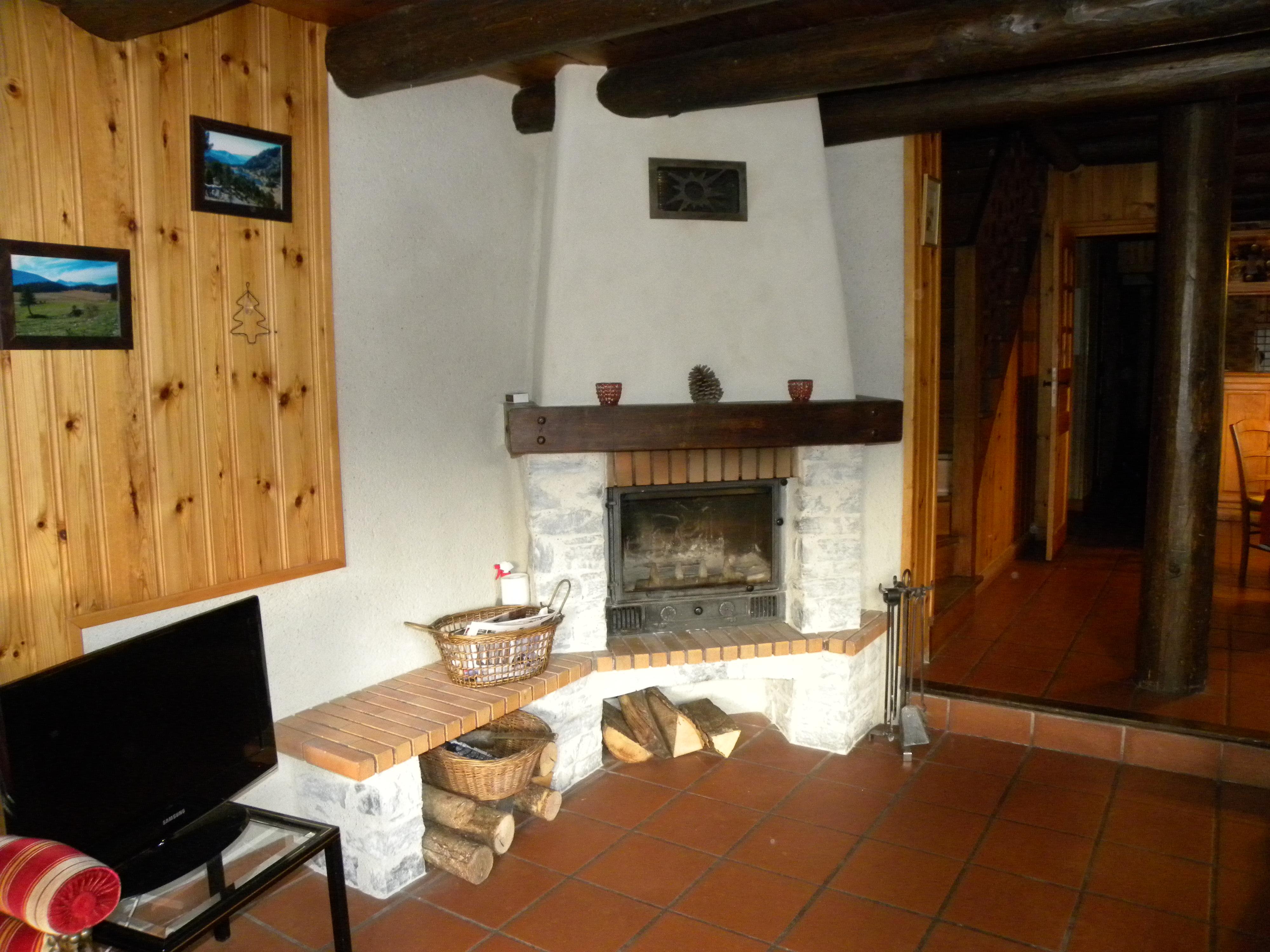 House Chalet In Champagny En Vanoise Paradiski La Plagne Les